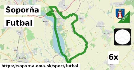 futbal v Šoporňa