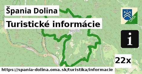 turistické informácie v Špania Dolina