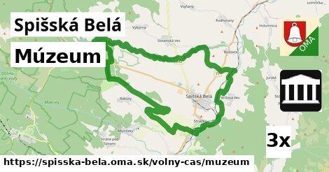 múzeum v Spišská Belá