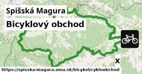 ilustračný obrázok k Bicyklový obchod, Spišská Magura