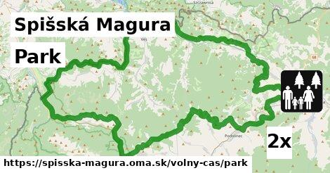 ilustračný obrázok k Park, Spišská Magura