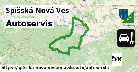 Autoservis, Spišská Nová Ves