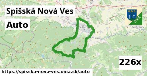 auto v Spišská Nová Ves