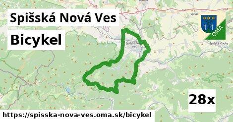 bicykel v Spišská Nová Ves