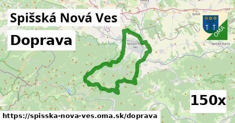doprava v Spišská Nová Ves