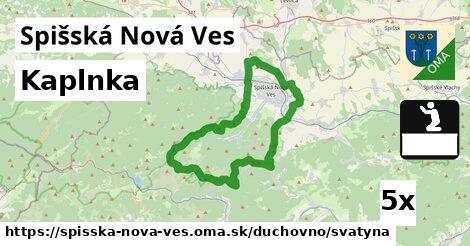 Kaplnka, Spišská Nová Ves