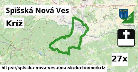 ilustračný obrázok k Kríž, Spišská Nová Ves