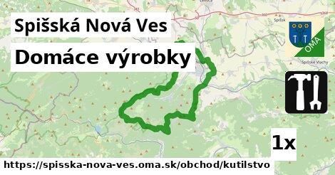Domáce výrobky, Spišská Nová Ves
