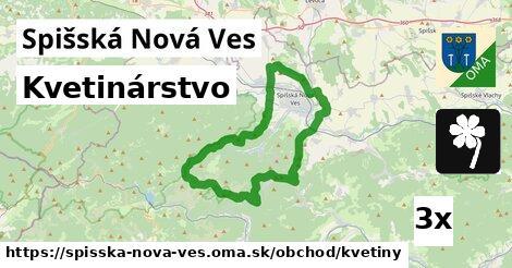 Kvetinárstvo, Spišská Nová Ves
