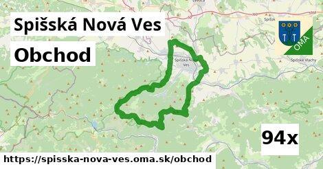 obchod v Spišská Nová Ves