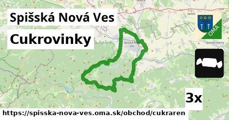 ilustračný obrázok k Cukrovinky, Spišská Nová Ves