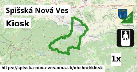 ilustračný obrázok k Kiosk, Spišská Nová Ves