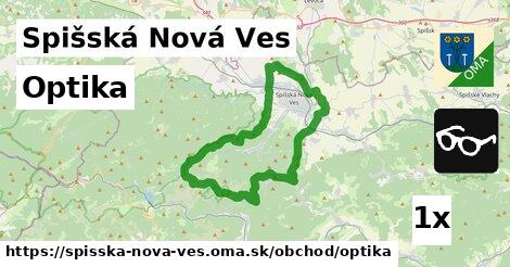 optika v Spišská Nová Ves