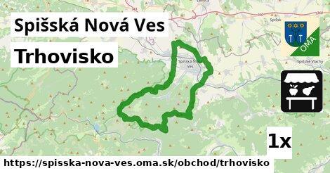 trhovisko v Spišská Nová Ves