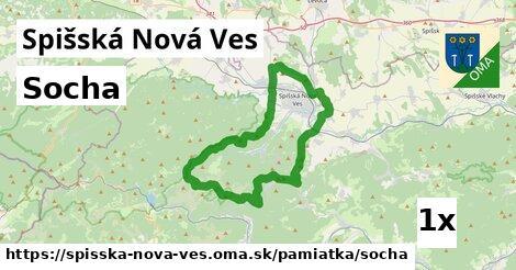 Socha, Spišská Nová Ves
