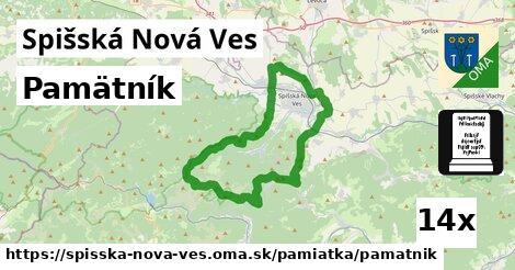 ilustračný obrázok k Pamätník, Spišská Nová Ves