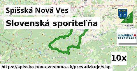ilustračný obrázok k Slovenská sporiteľňa, Spišská Nová Ves