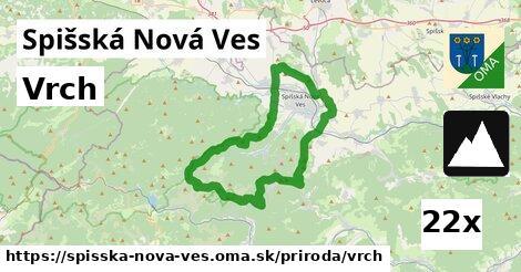vrch v Spišská Nová Ves
