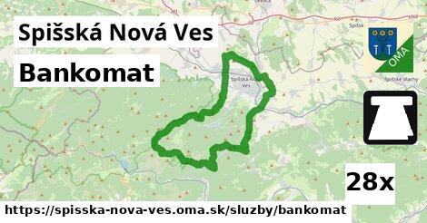ilustračný obrázok k Bankomat, Spišská Nová Ves