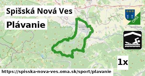 Plávanie, Spišská Nová Ves