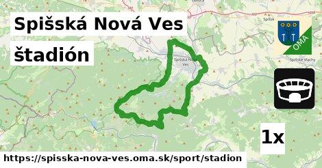 štadión, Spišská Nová Ves