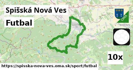 ilustračný obrázok k Futbal, Spišská Nová Ves