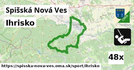 ilustračný obrázok k Ihrisko, Spišská Nová Ves