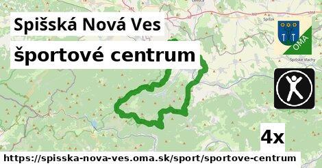 športové centrum v Spišská Nová Ves