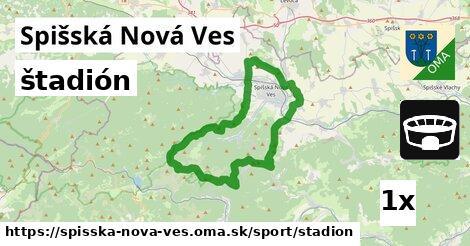 štadión v Spišská Nová Ves