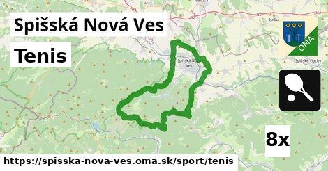 tenis v Spišská Nová Ves