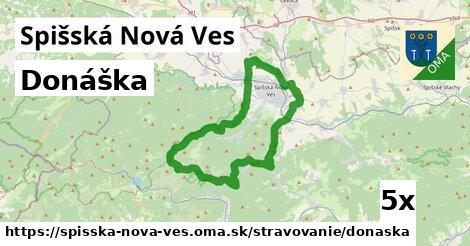 Donáška, Spišská Nová Ves