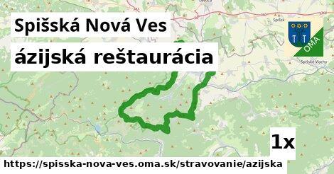ázijská reštaurácia v Spišská Nová Ves
