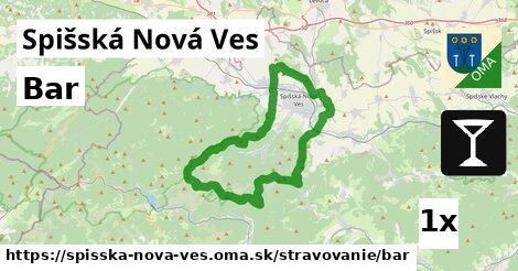 ilustračný obrázok k Bar, Spišská Nová Ves