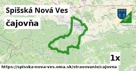 čajovňa v Spišská Nová Ves
