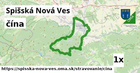 čína v Spišská Nová Ves