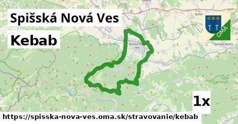 ilustračný obrázok k Kebab, Spišská Nová Ves