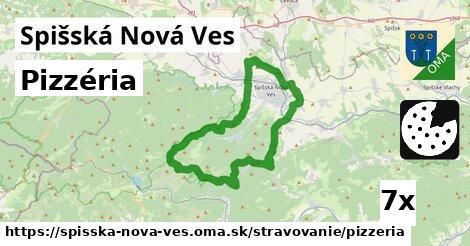 ilustračný obrázok k Pizzéria, Spišská Nová Ves