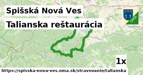 ilustračný obrázok k Talianska reštaurácia, Spišská Nová Ves