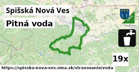 pitná voda v Spišská Nová Ves