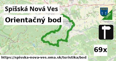 orientačný bod v Spišská Nová Ves