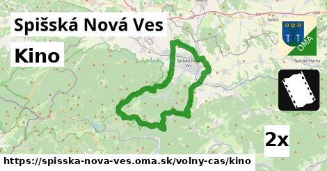 Kino, Spišská Nová Ves