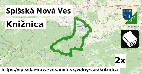 Knižnica, Spišská Nová Ves
