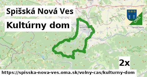Kultúrny dom, Spišská Nová Ves