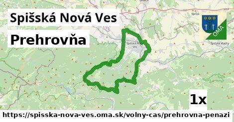 Prehrovňa, Spišská Nová Ves