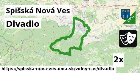 divadlo v Spišská Nová Ves