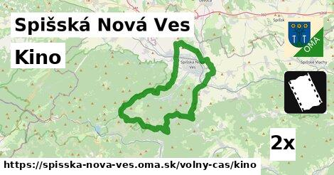 ilustračný obrázok k Kino, Spišská Nová Ves