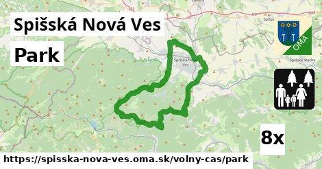 ilustračný obrázok k Park, Spišská Nová Ves