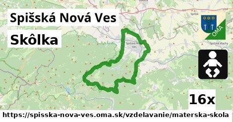 ilustračný obrázok k Skôlka, Spišská Nová Ves