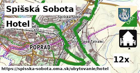 hotel v Spišská Sobota