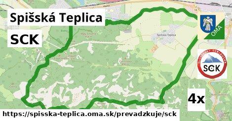 SCK, Spišská Teplica